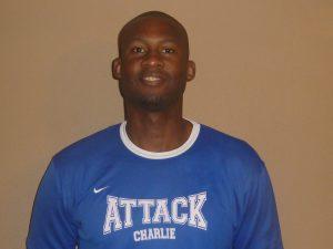 Coach Charlie Miller