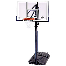 Lifetime Portable Basketball Goal System at Sports Authority